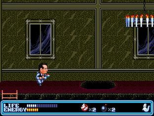 Test Ghostbusters Megadrive - Screenshot 26