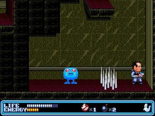 Test Ghostbusters Megadrive - Screenshot 28