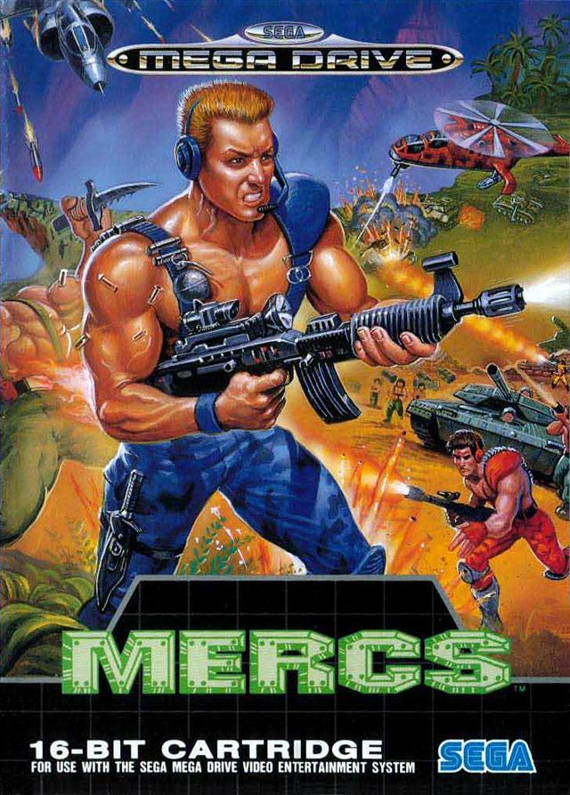 Shock troopers Mercmg0f