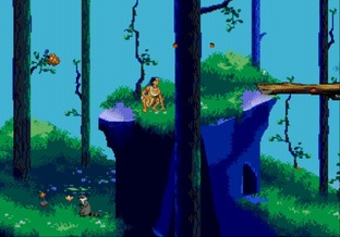 Test Pocahontas Megadrive - Screenshot 5