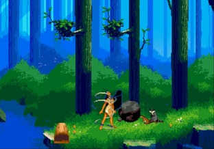 Test Pocahontas Megadrive - Screenshot 10