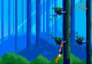 Test Pocahontas Megadrive - Screenshot 11