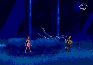 Test Pocahontas Megadrive - Screenshot 12