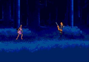 Test Pocahontas Megadrive - Screenshot 14