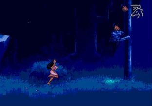 Test Pocahontas Megadrive - Screenshot 15