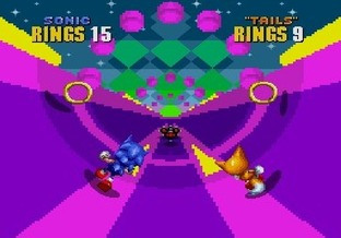 Sonic the Hedgehog 2 MEGA - Screenshot 36