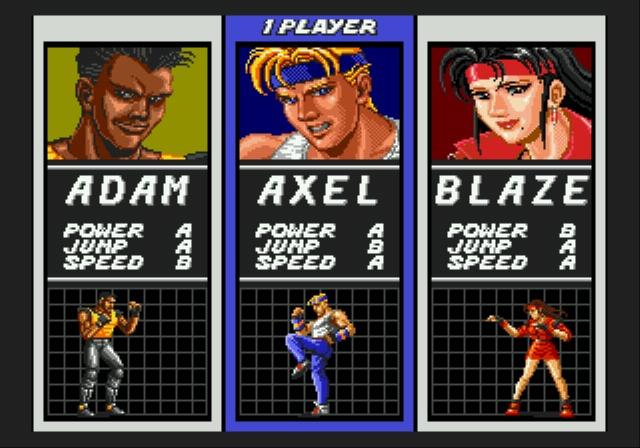 jeuxvideo.com Streets of Rage - Megadrive Image 5 sur 27