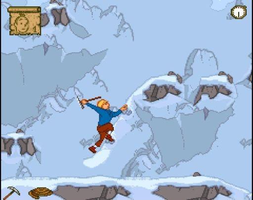 jeuxvideo.com Tintin au Tibet - Megadrive Image 59 sur 71