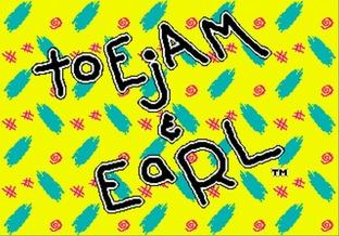 Images ToeJam & Earl Megadrive - 1