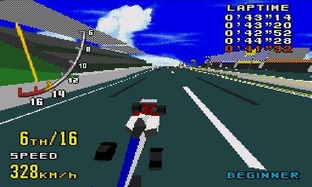 Virtua Racing MEGA - Screenshot 46