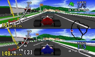 Virtua Racing MEGA - Screenshot 53