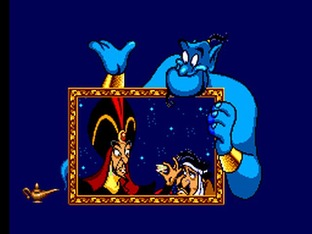 Test Aladdin Master System - Screenshot 2