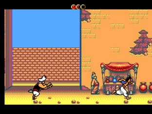 Test Aladdin Master System - Screenshot 3