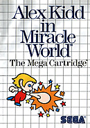 Alex Kidd in Miracle World - MASTER - Fiche de jeu Alkims0ft