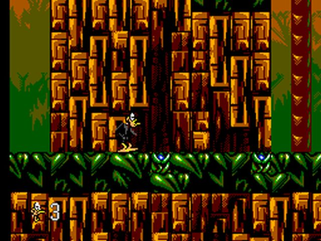 Images Daffy Duck in Hollywood Master System - 7