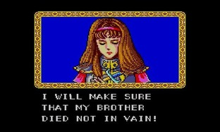 Test Phantasy Star Master System - Screenshot 13