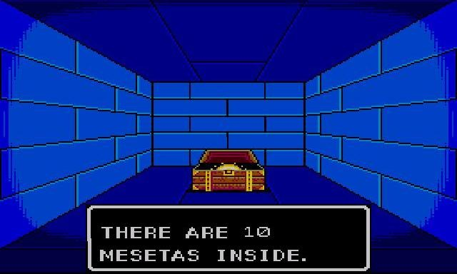 Images Phantasy Star Master System - 44