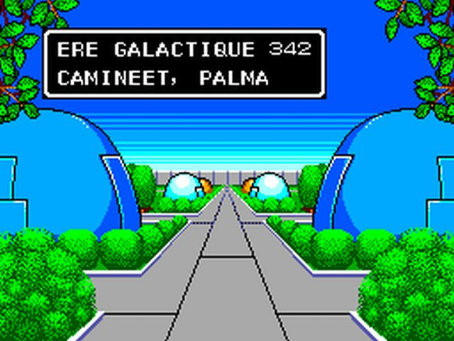 Images Phantasy Star Master System - 3