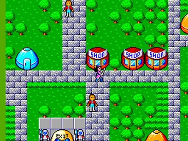 Images Phantasy Star Master System - 5