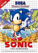 Sonic The Hedgehog - MASTER - Fiche de jeu Sonims0ft