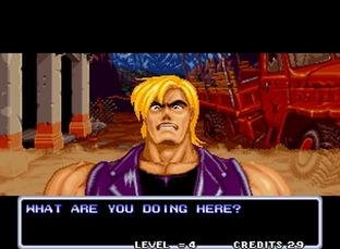 Images Aggressors of Dark Kombat Neo Geo - 4
