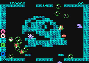 Test Bubble Bobble Nes - Screenshot 20