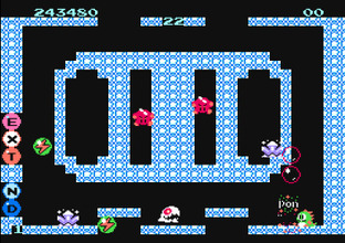 Test Bubble Bobble Nes - Screenshot 21