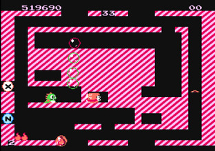 Test Bubble Bobble Nes - Screenshot 22