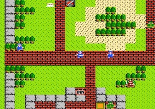 Dragon Quest NES - Screenshot 4