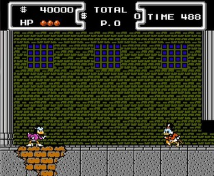 Test Duck Tales : La Bande à Picsou Nes - Screenshot 21
