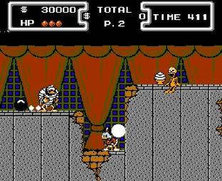 Test Duck Tales : La Bande à Picsou Nes - Screenshot 34
