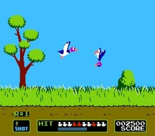 Test Duck Hunt Nes - Screenshot 3