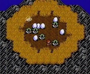 Final Fantasy III NES - Screenshot 27