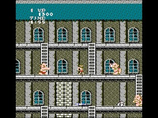 Test Ghosts'n Goblins Nes - Screenshot 14