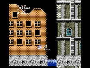 Test Ghosts'n Goblins Nes - Screenshot 15