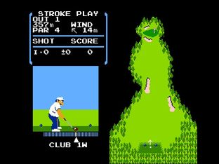 Test Golf Nes - Screenshot 17
