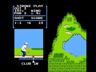 Test Golf Nes - Screenshot 19