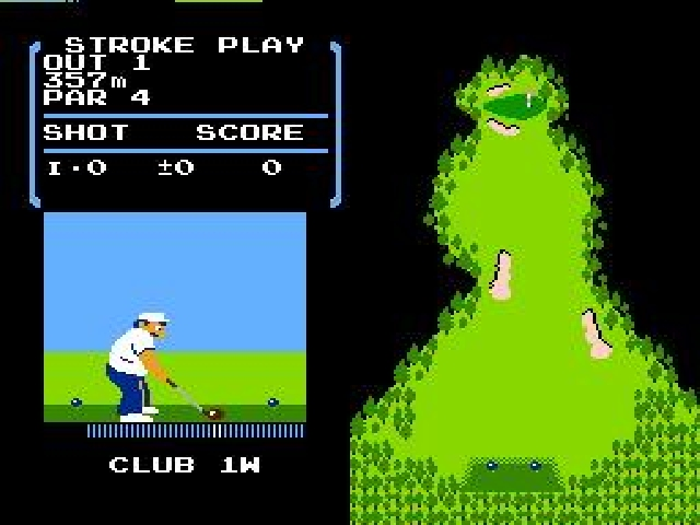 Images Golf Nes - 3