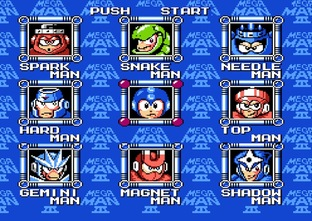 Test Mega Man 3 Nes - Screenshot 27