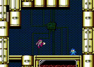 Test Mega Man 3 Nes - Screenshot 28
