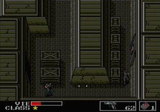 Images Metal Gear Nes - 1