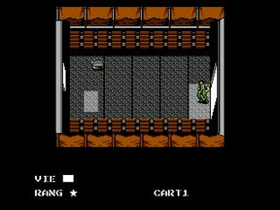 Test Metal Gear Nes - Screenshot 24