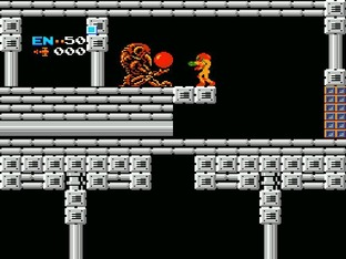 Test Metroid Nes - Screenshot 13