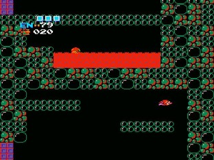 Test Metroid Nes - Screenshot 15