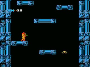 Test Metroid Nes - Screenshot 17