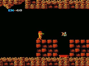 Test Metroid Nes - Screenshot 18