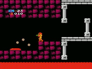 Test Metroid Nes - Screenshot 19