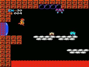 Test Metroid Nes - Screenshot 20