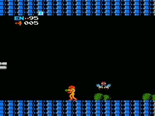 Test Metroid Nes - Screenshot 21
