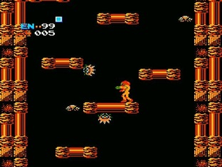 Test Metroid Nes - Screenshot 22